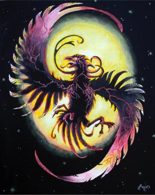 Phoenix - (sold) ©JBowers